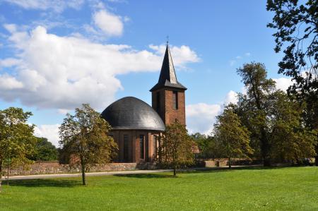 Dorfkirche in Kunersdorf