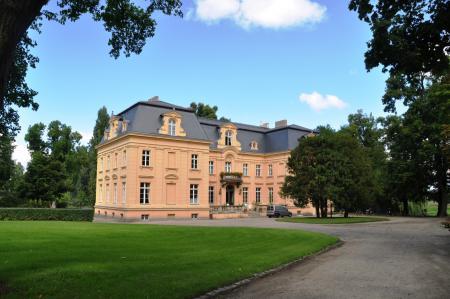Schloss in Altranft