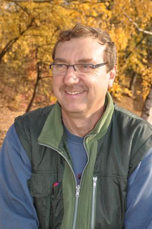 Hausmeister Frank Sieberhein