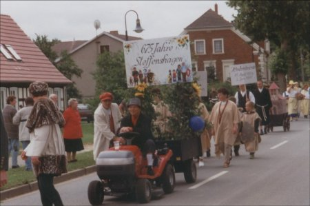 Umzug Dorffest