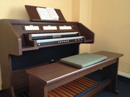 Ahlberg-Orgel