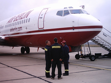Air Berlin front