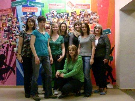 Frauen des AK Bautzen
