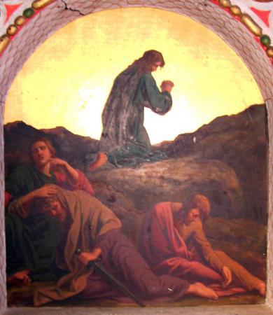 Altar - Jesus in Gethsemane