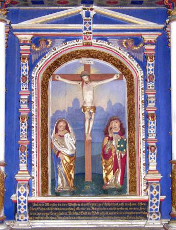 Altar - Kreuzigung