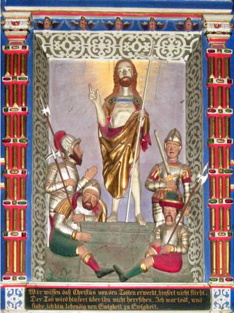 Altar - Auferstehung