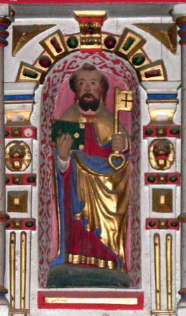 Altar - Petrus