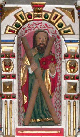 Altar - Andreas