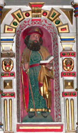 Altar - Jacob der grotste