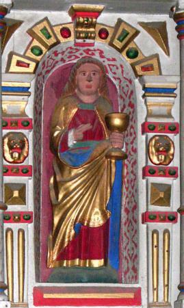 Altar - Johannes
