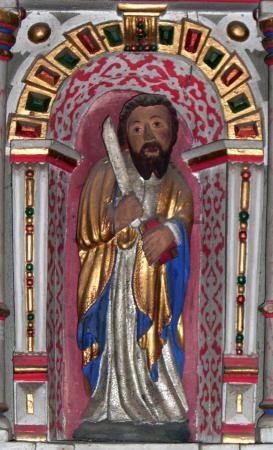 Altar - Bartholemäus