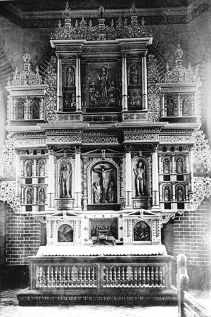 Altar 1898