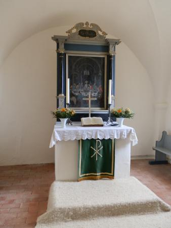 Altar Hohe