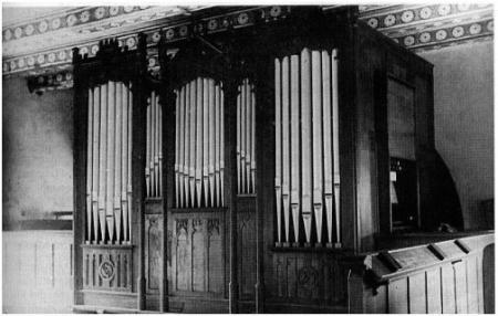 Alte Orgel