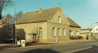 Altes katholisches Altenheim