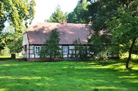 Pfarrhaus in Altfriedland