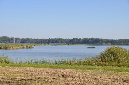 Der Kietzer See bei Altfriedland