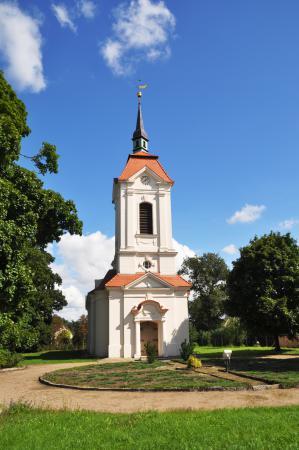 Kirche in Altranft