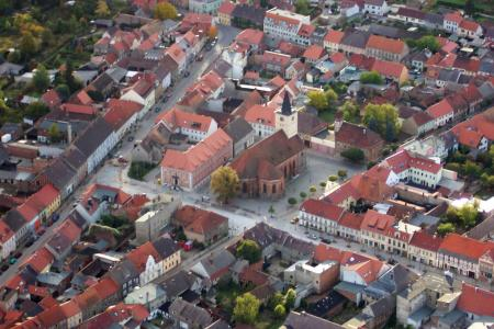 Luftbild Beelitz