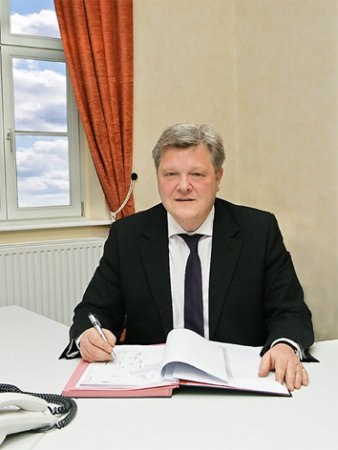 Amtsdirektor Dirk Protzmann