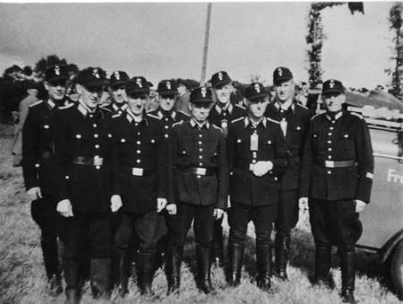 Feuerwehrgruppe 1952