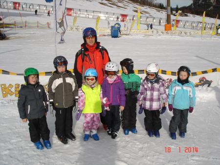 Skikurs 2014 Anfänger