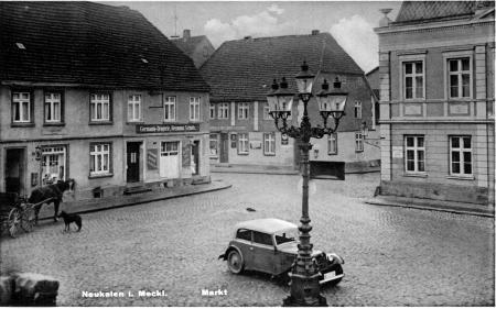 Ansichtskarte um 1935