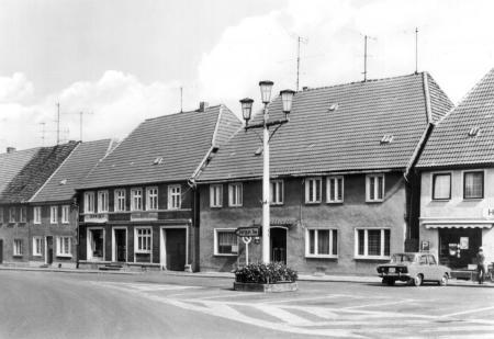 Die Apotheke am Markt 1981