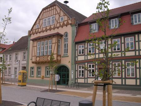 Rathaus Arneburg