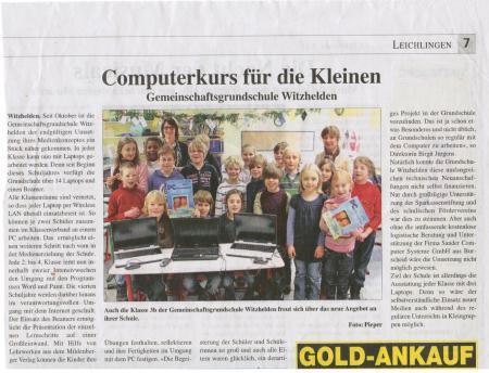 Artikel Computer