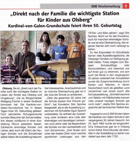 Wochenzeitung KvG 50