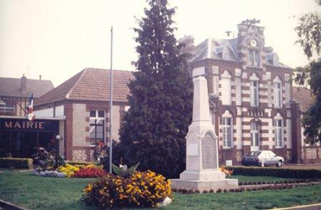Aubevoye-Rathaus