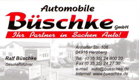 Automobile Büschke