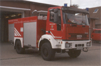 Tanklöschfahrzeug TLF 1624 Trupp