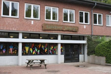 Außenansicht Grundschule