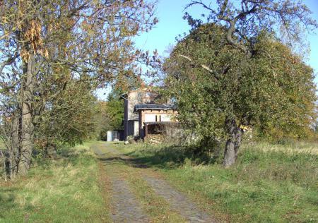 Bahnhof Schorrentin 2010