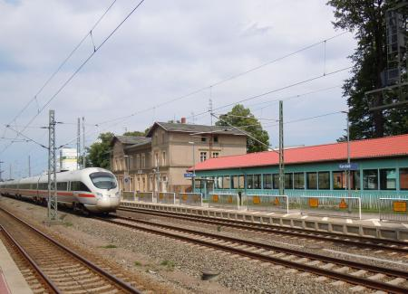 Bahnhof Karstädt