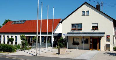 Rathaus und Bürgerhaus