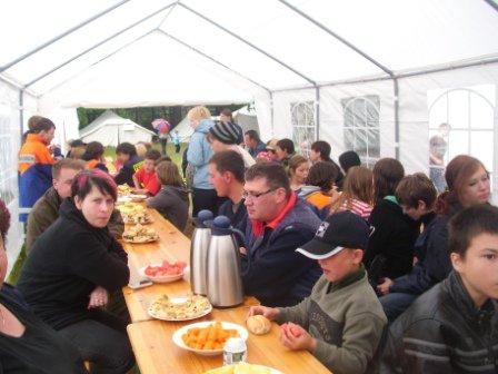 Crinitz Zeltlager 2012