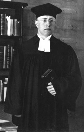 Pastor Hermann Beenken