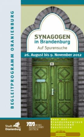 Begleitprogramm Synagogen-Ausstellung