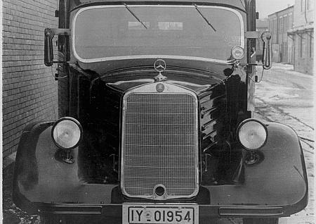 Bereitschaftswagen der Grubenrettungsstelle Weilburg