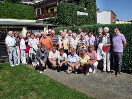 Besuch aus Appen (24. - 26. August 2012)