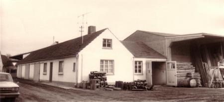 Betriebsgebäude ca. 1958