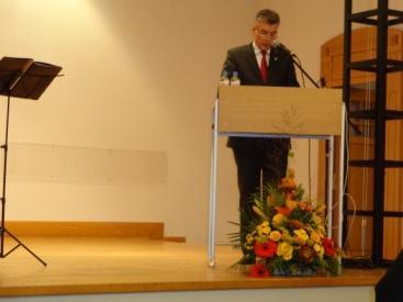 Bezirksstadtrat Carsten Engelman