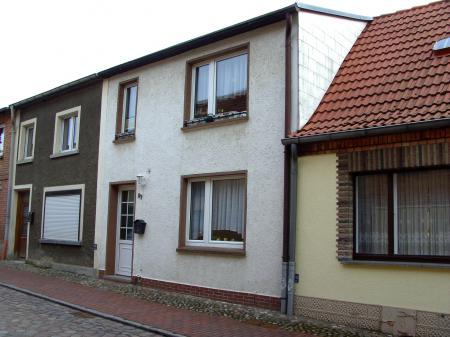 Das Geburtshaus von Friedrich Joachim Görtz in Neukalen in der Wallstraße 87