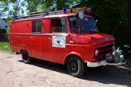 Opel Blitz Fehrow