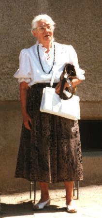 Frau Wally Otto