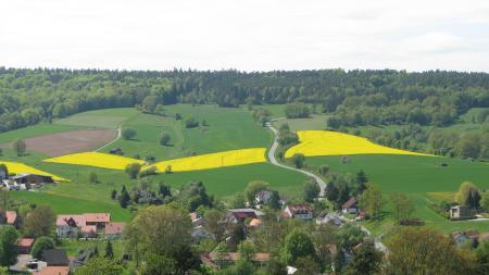 Blick von Rengshausen