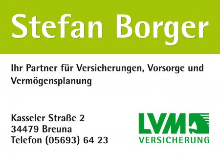 LVM Borger in Breuna